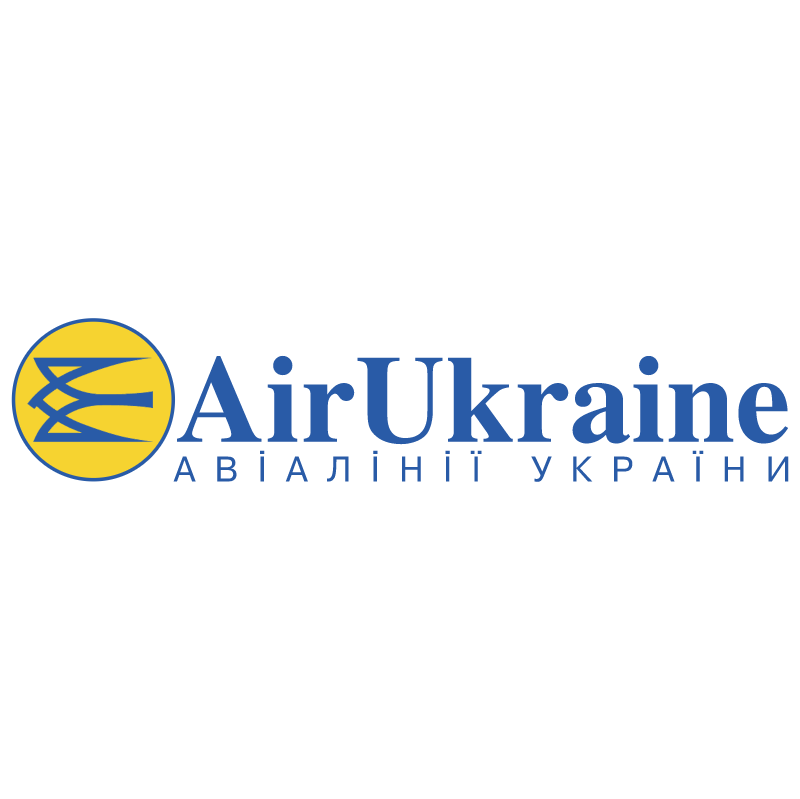 Air Ukraine vector