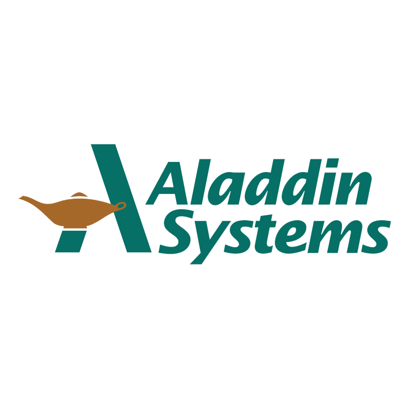 Aladdin Systems 65794 vector