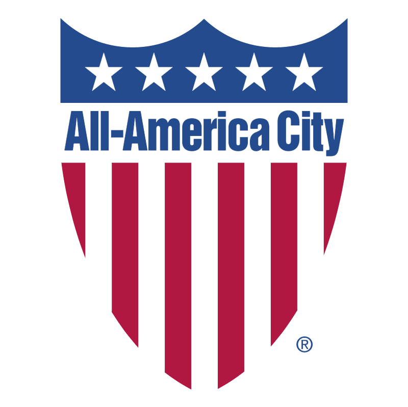 All America City 61165 vector