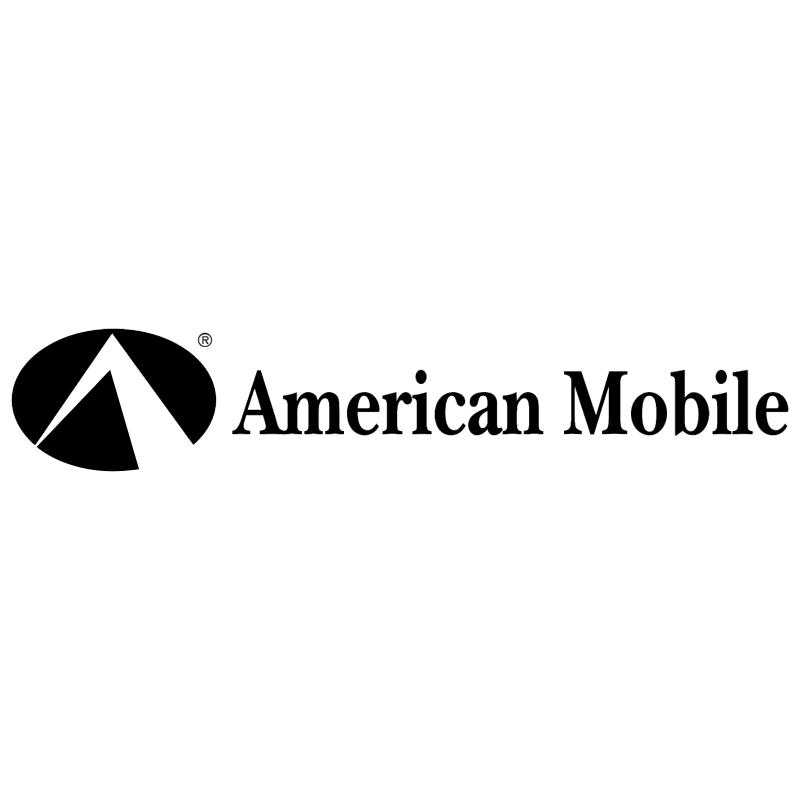 American Mobile vector