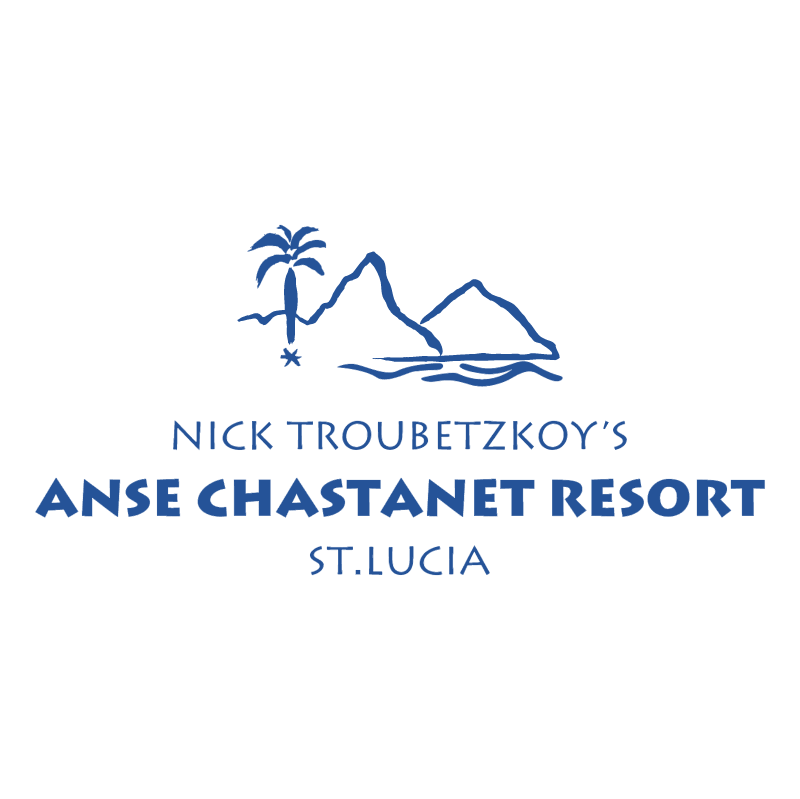 Anse Chastanet Resort 70167 vector
