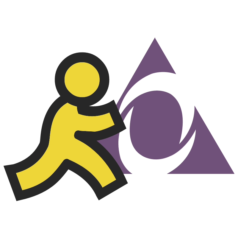 AOL Instant Messenger 22900 vector