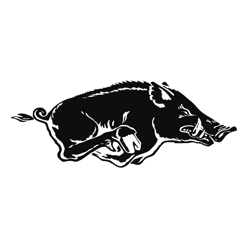 Arkansas Razorback 73502 vector logo