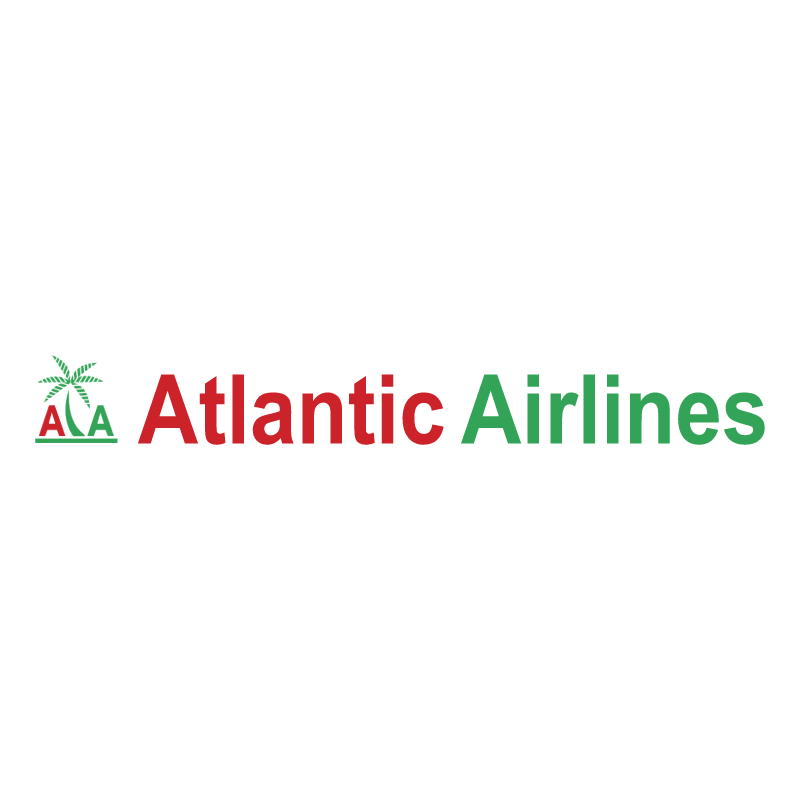 Atlantic Airlines vector
