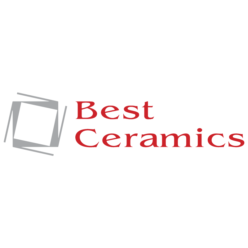 Best Ceramics vector logo