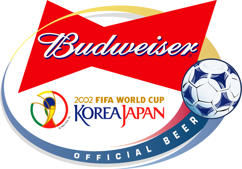 Budweiser 2002 World Cup Sponsor 54978 vector