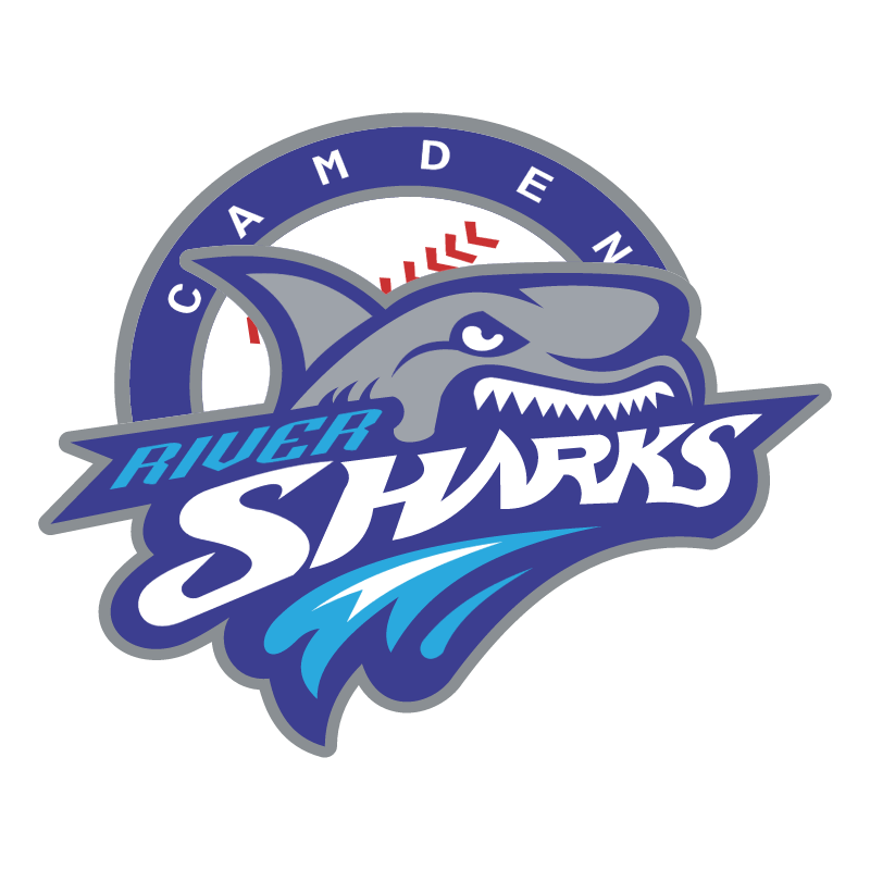 Camden Riversharks vector