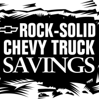 Chevrolet Truck Savings vector