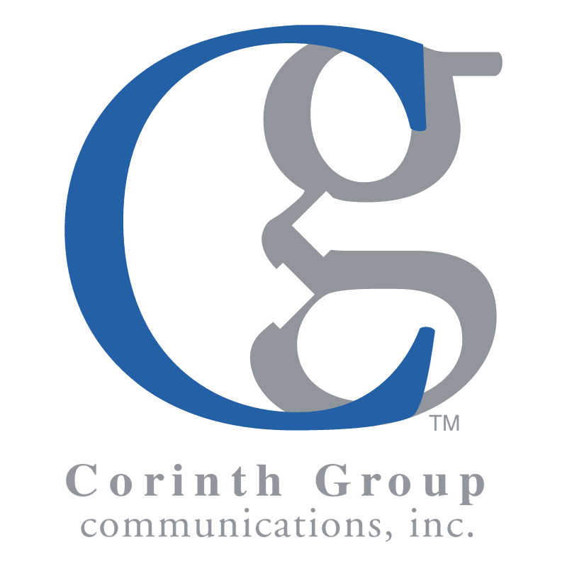 Corinth Group Communications vector