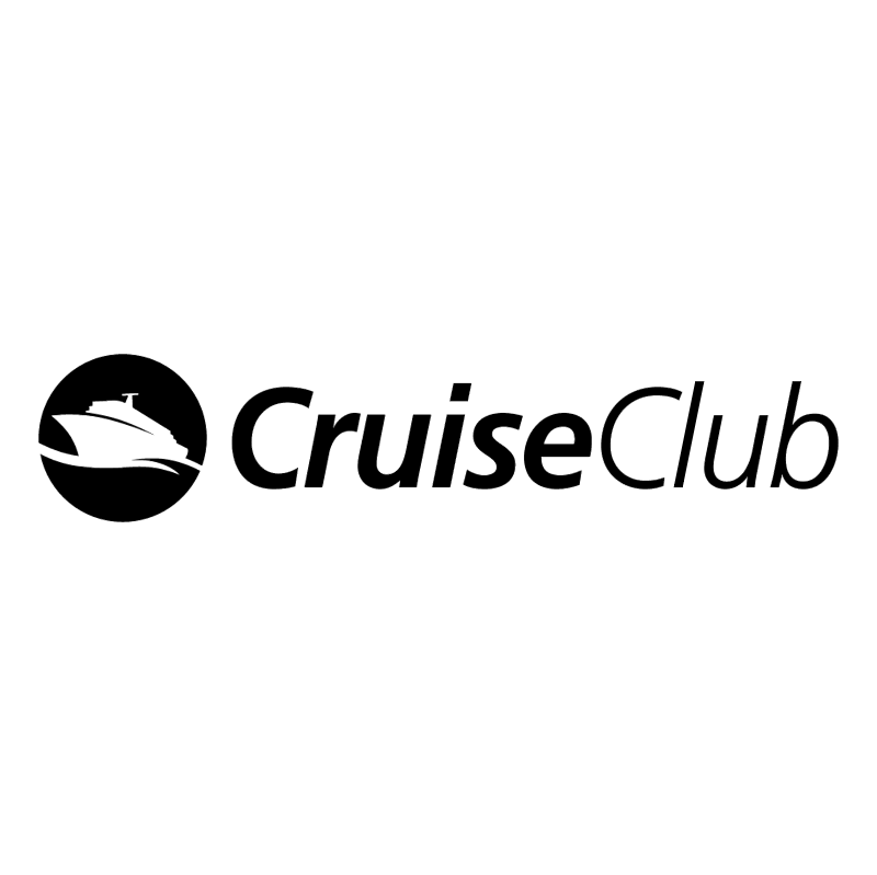 Cruise Club vector