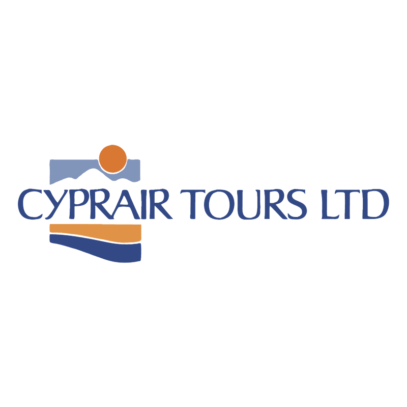 Cyprair Tours vector logo