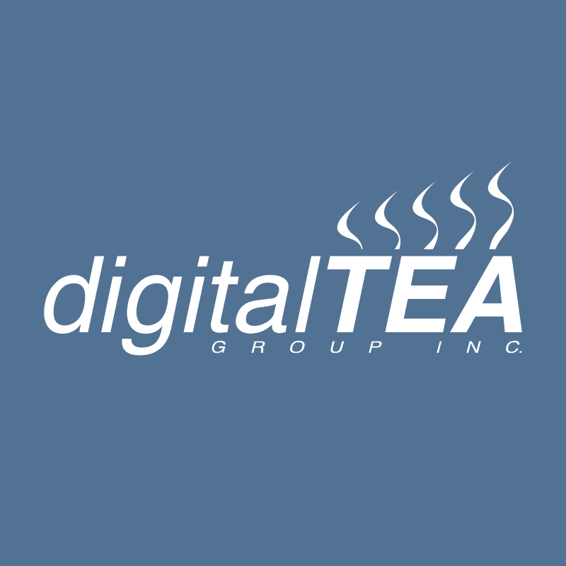 digitalTEA Group vector