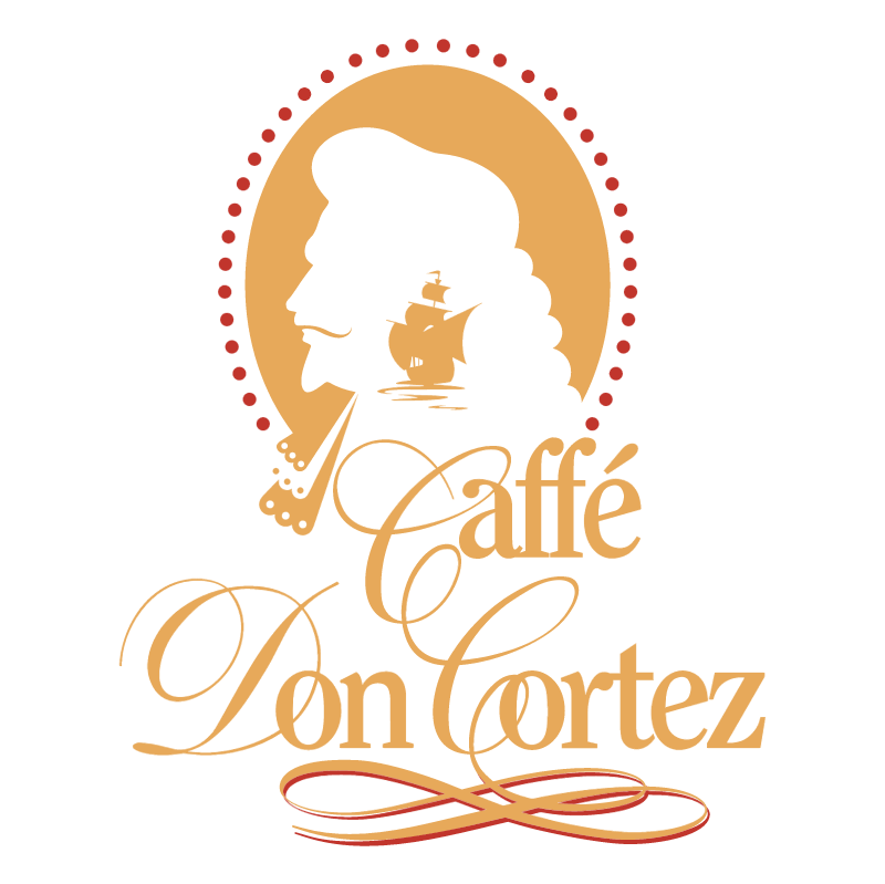Don Cortez Caffe vector