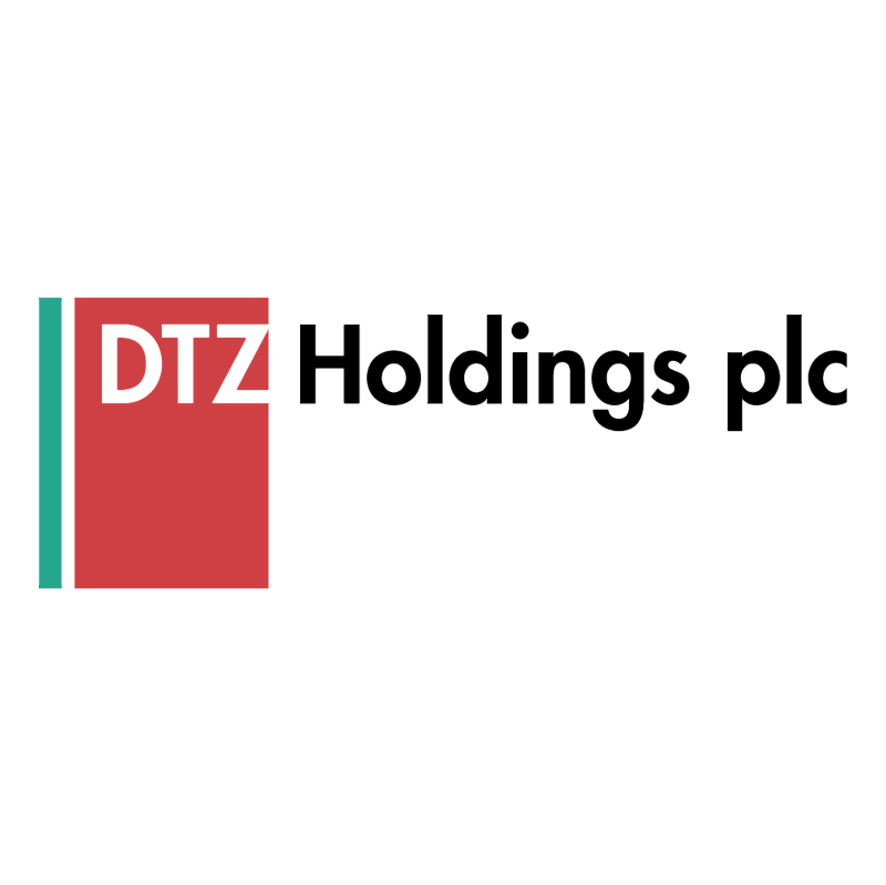DTZ Holdings vector logo