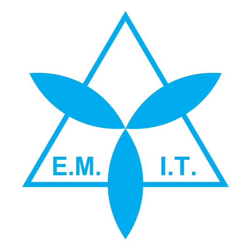 E M I T Aviation Consult vector logo