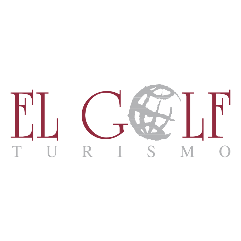 El Golf Turismo vector
