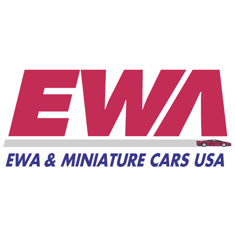 EWA & Miniature Cars USA vector
