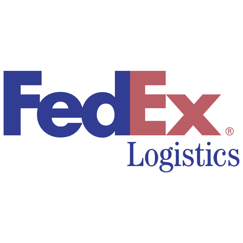 FedEx Logistics vector