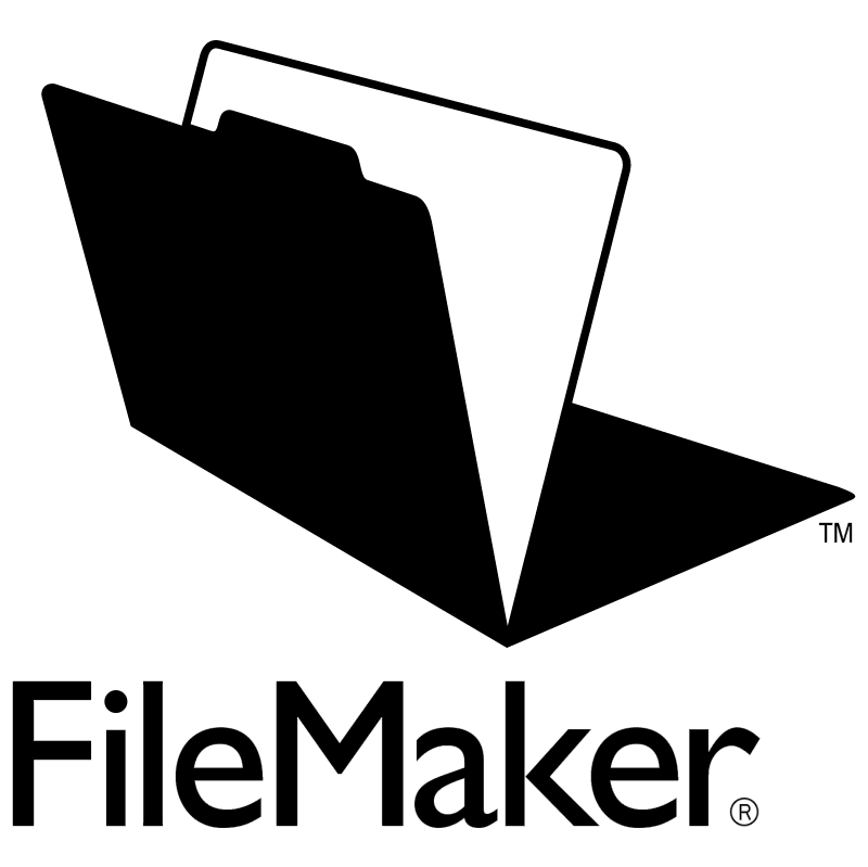 FileMaker vector logo