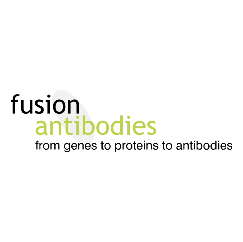 Fusion Antibodies vector logo