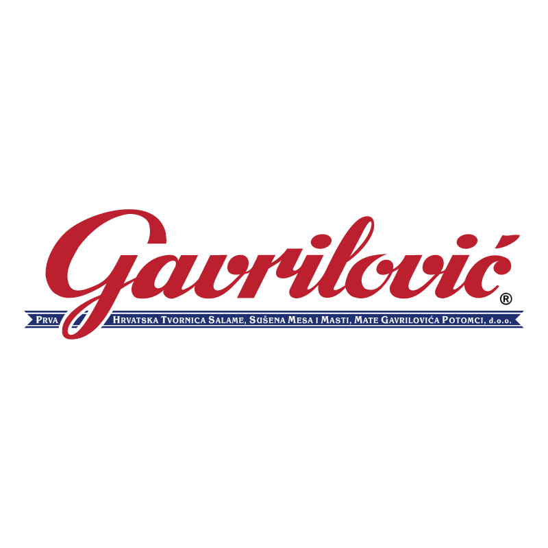 Gavrilovic vector