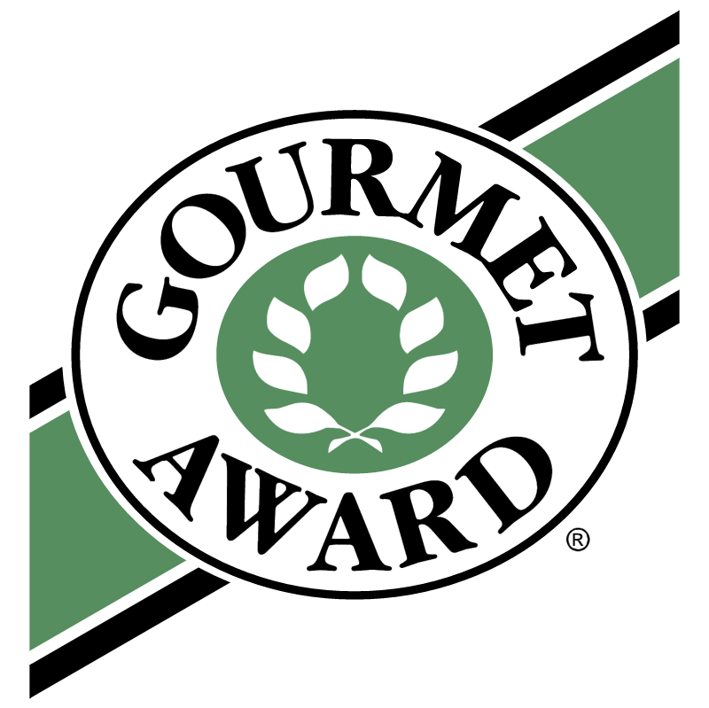 Gourmet Award vector