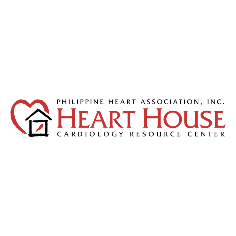 Heart House vector