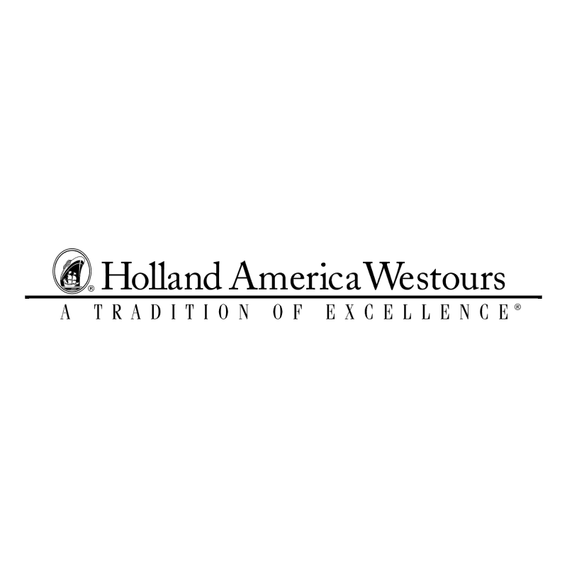 Holland America Westours vector