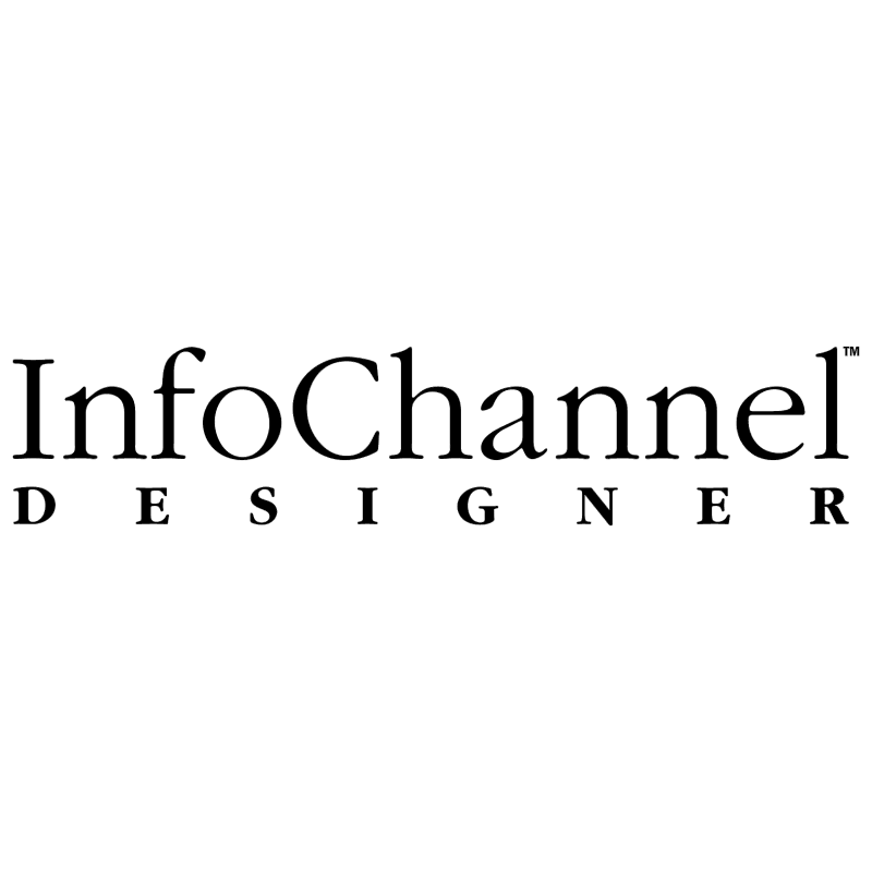 InfoChannel Designer vector
