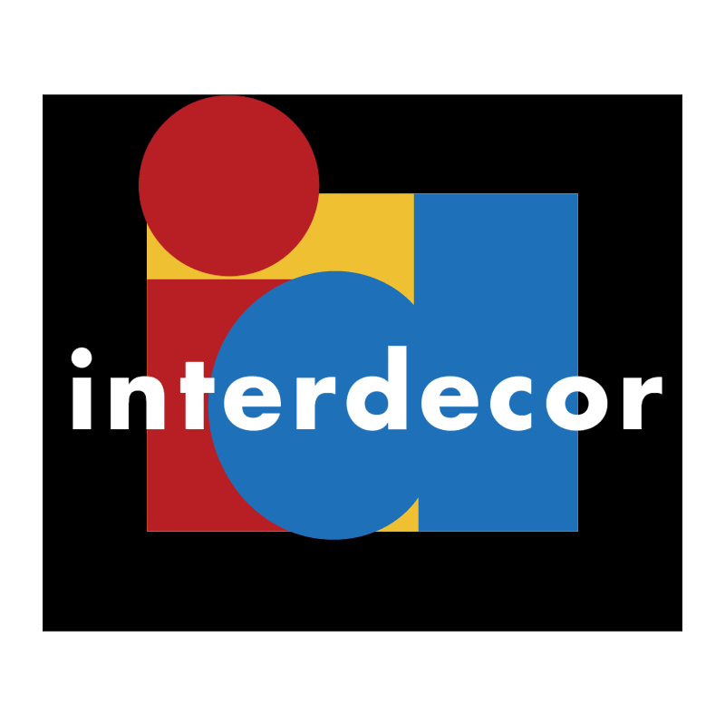 Interdecor vector logo