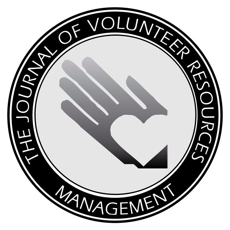 Journal of Volunteer Resources vector