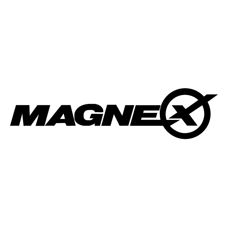 Magnex Exhaust Systems vector logo