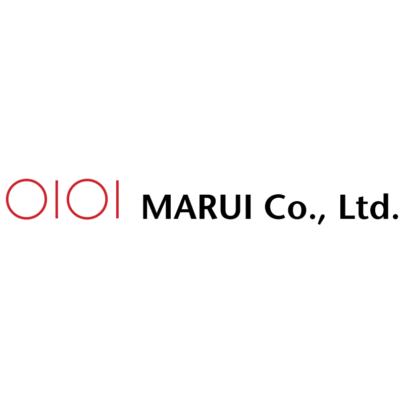 Marui Co vector logo