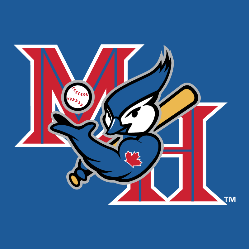 Medicine Hat Blue Jays vector logo