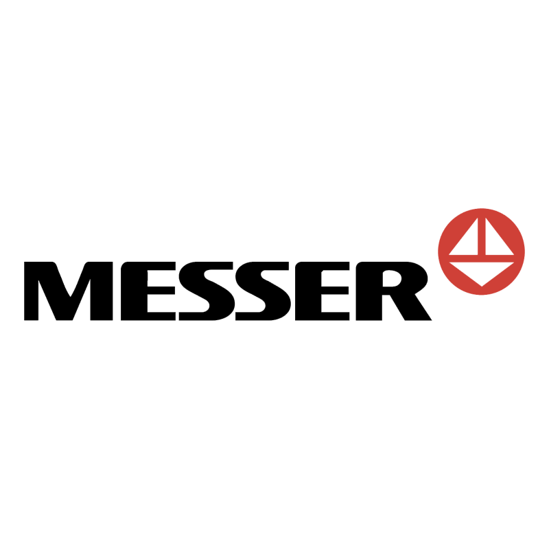 Messer vector logo