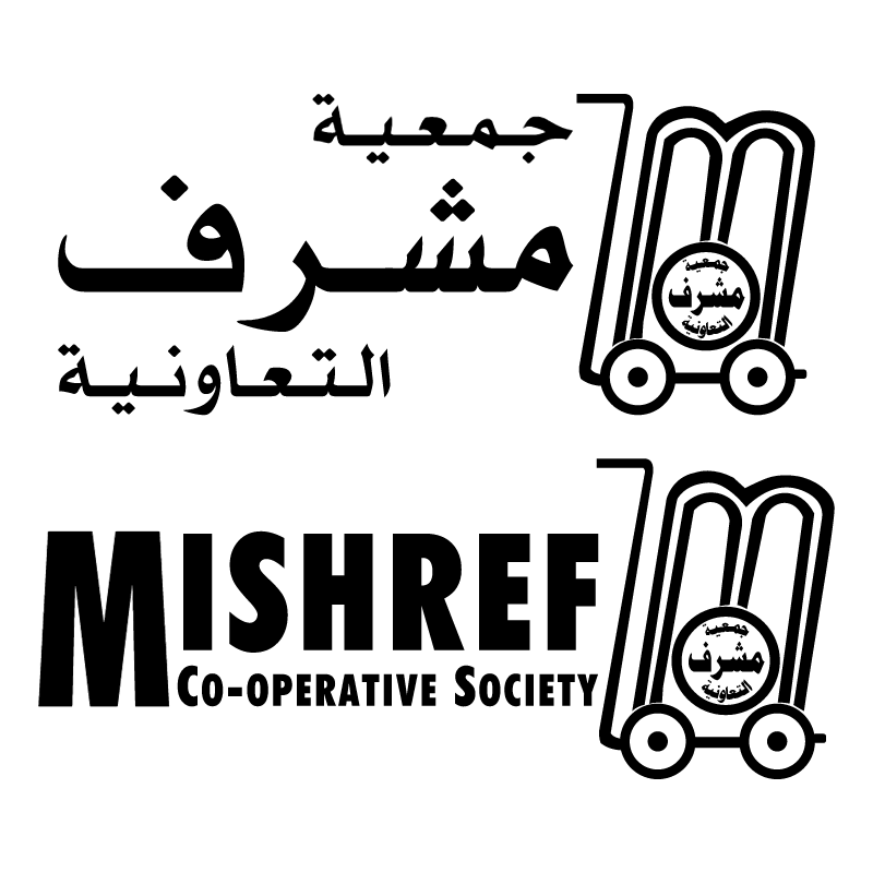 Mishref Co operative Society vector