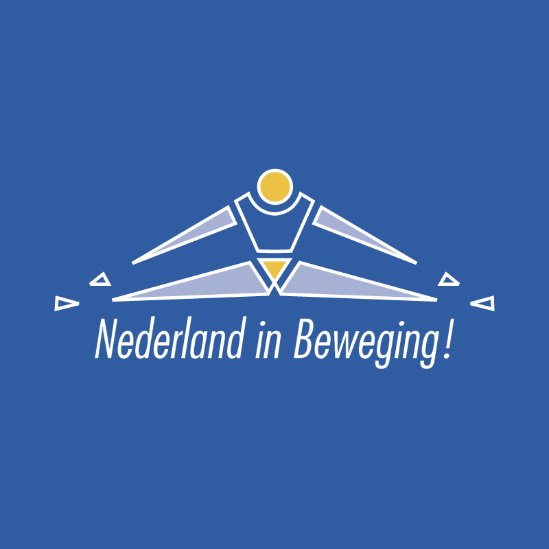 Nederland in Beweging! vector