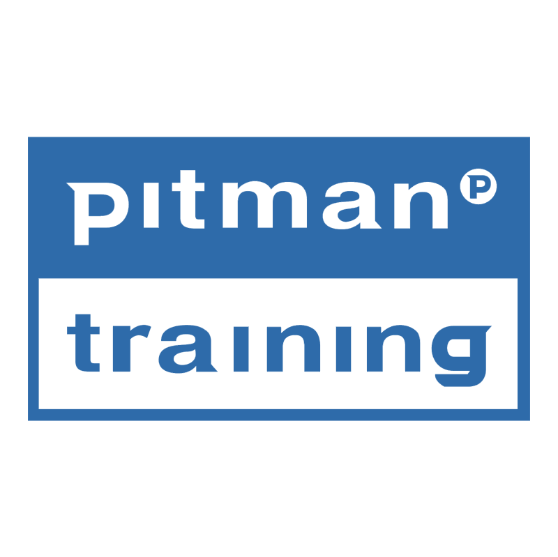 Pitman Training vector logo