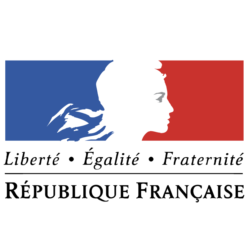 Republique Francaise vector
