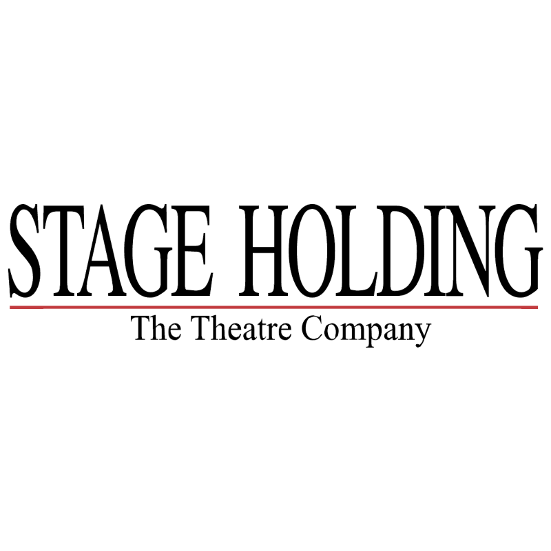 Stage Holding vector logo