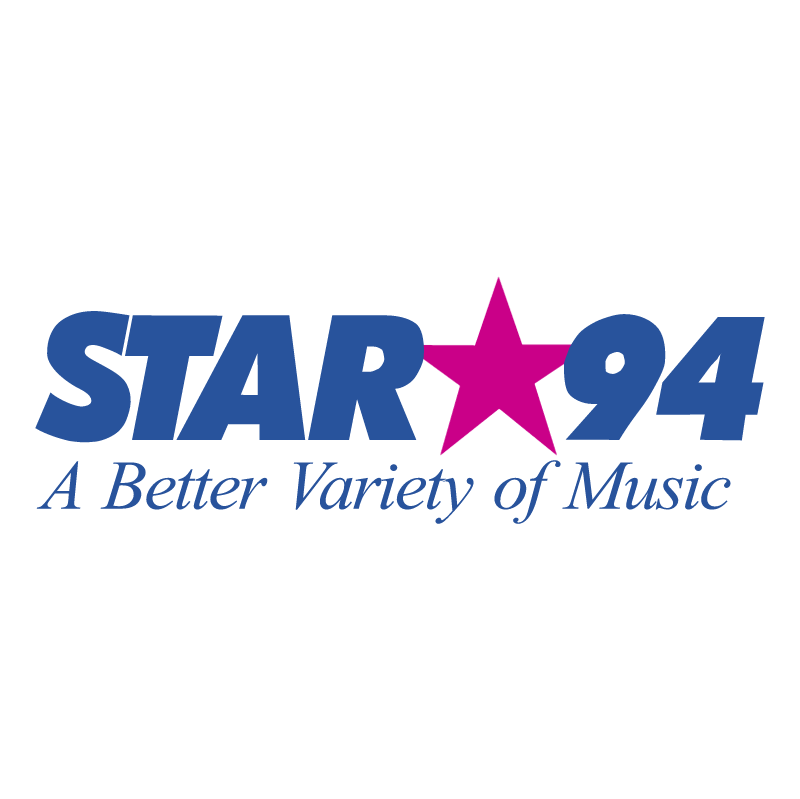 Star 94 Radio vector
