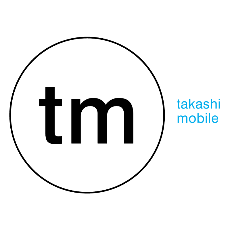 Takashi Mobile vector