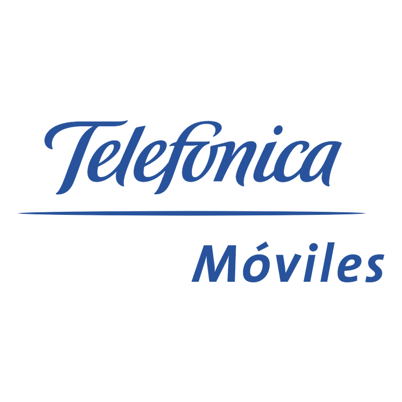 Telefonica Moviles vector logo