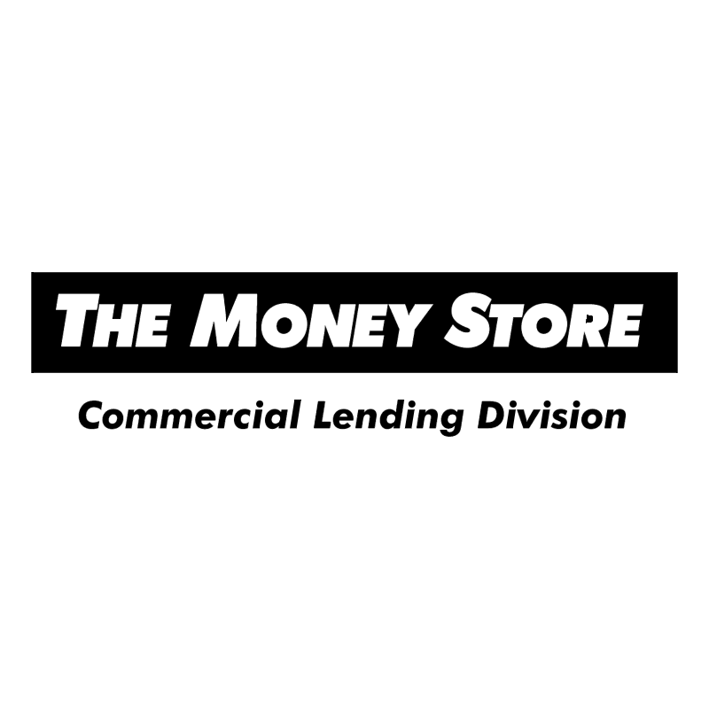 The Money Store vector