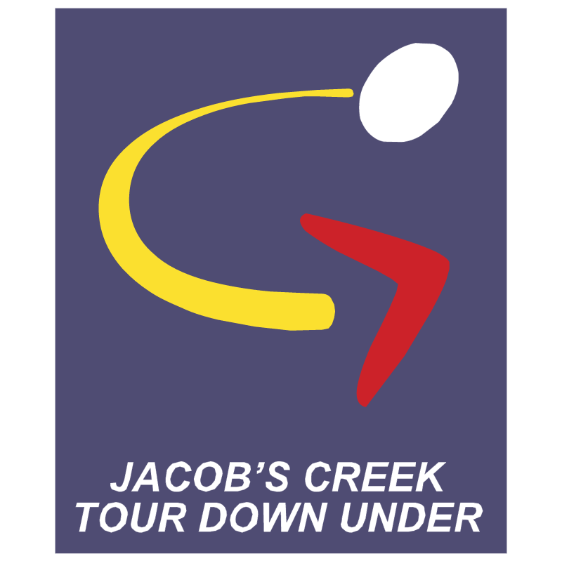 Tour Down Under vector logo