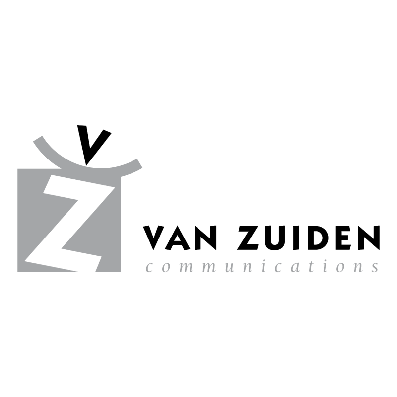 Van Zuiden Communications vector logo