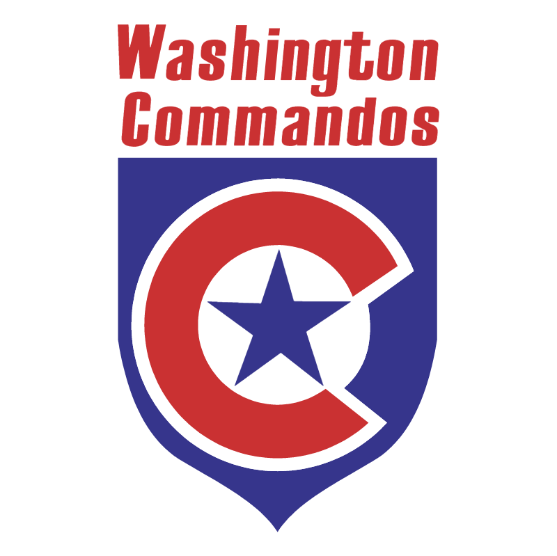 Washington Commandos logo