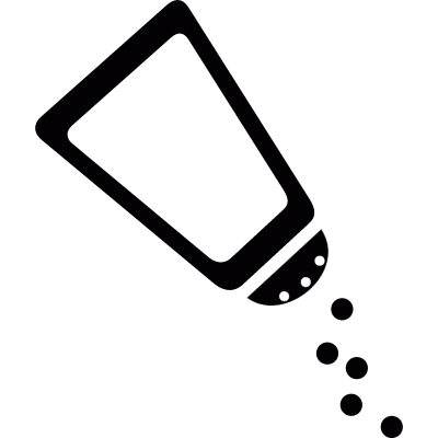 Salt vector logo