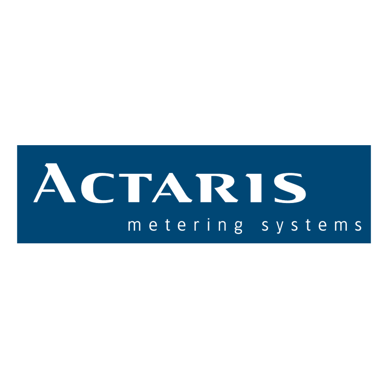Actaris Metering Systems 82867 vector