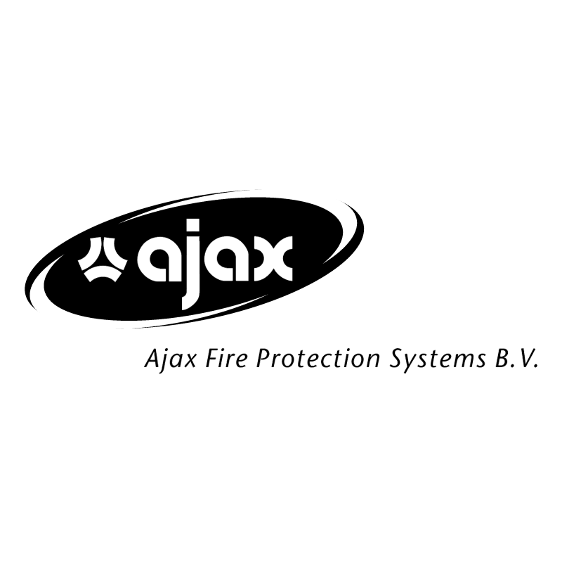 Ajax Fire Protection Systems 74237 vector